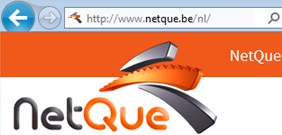 NetQue launches own website